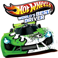 Hot Wheels World's Best Driver Icon by POOTERMAN