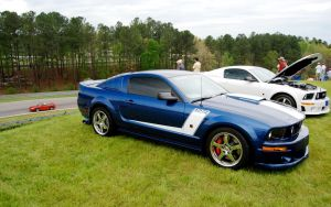 Roush Charged Mustang by TheCarloos