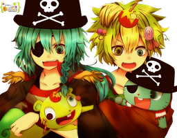 Happy Tree Friends Render by debbiichan