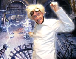Mad Science at Fan-X! by Slyrr