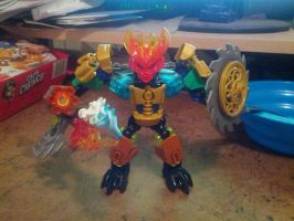 BIONICLE MOC: The All Master by Dragonus-Prime
