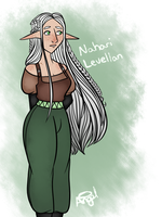 Lavellan by AngelusScietiarum