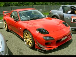 Mazda RX7 by ftuning