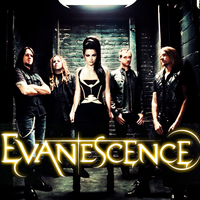 Evanescence CD Cover by feel-inspired