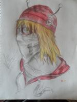 anime style: Voltar by vanazza