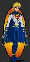 My Powergirl by Kal-el4