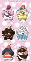 Pokemon Variants - Slurpuff