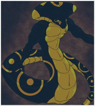 The Egyptian serpent by charlotte199056