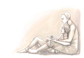 APH Doodle: Leisure Time by yunichan