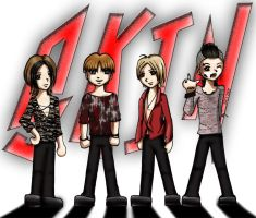 SKIN : Band of the Century by ChibiMerrick
