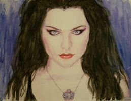 Amy Lee by Coquelicotnoir