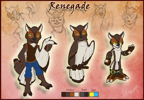 Renegade by AbsoluteDream