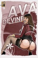 Ava Devine by TerryAlec