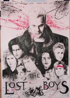 :Lost boyS: by panijeziora