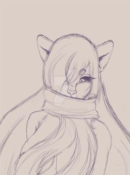 Wip of winter by Pearshi