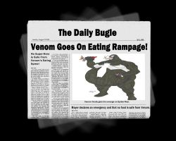 The Daily Bugle Aug 2010 by Beast72