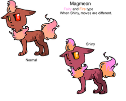 Magmeon Info by Rainbow-Lava