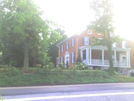 th house on the corner by Ozzlander