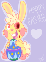 Happy Tree Easter! by makimi