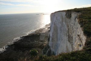 White Cliffs of Dover 3 by WolfScribe