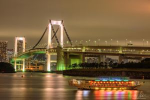 Rainbow Bridge by AndrewShoemaker