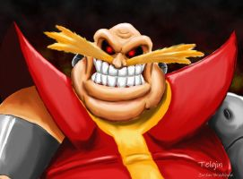 The REAL Robotnik by Telgin
