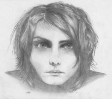 An Ode To Gerard Way by shadowneedles
