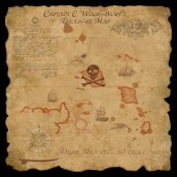 Treasure map 2 by Chaoslad