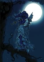 midnight blues by cursedonez _COLORS_ by carol-colors