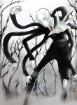 Slender man by PATVIT2009