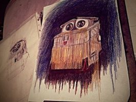 wall-e remastered quickly by vincinero