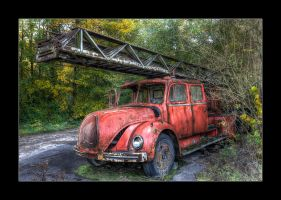 Lonesome Fire Engine by 2510620
