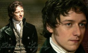 Thomas Lefroy or James McAvoy by jomarch