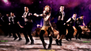 Lindsey Stirling DANCE ON SHINE ON Stars Align by SeraphSirius