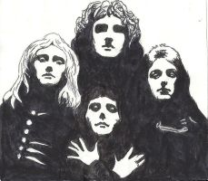 Bohemian Rhapsody by MoonyG
