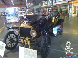 Ford model T by CZProductions