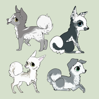 Canine Adopts - OTA - Closed by Truculen-t