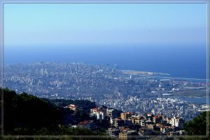 Beirut View by gors