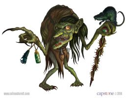 Old Hag by Colin-Ashcroft
