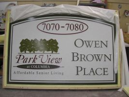 Owen Brown HDU by signcrafter