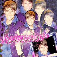 +James Maslow Blend by ChocolatitoPena