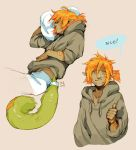 Argel doodles by HJeojeo