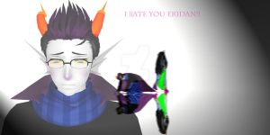 I )(ate You Eridan! by Toxiclover04