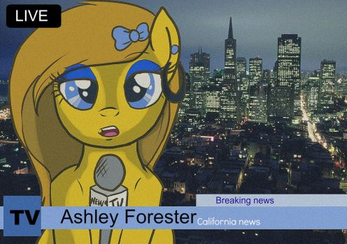 Ashley's work (news) by CandyPhantom123