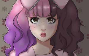 Dollhouse - Melanie Martinez [Manga version] by Anni-the-cat