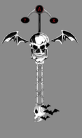 Avenged Sevenfold Inspired Keyblade by SoraRoxas-15