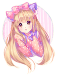[+Video] Commission - Sweet Momo by Hyanna-Natsu