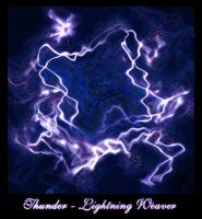 Thunder - Lightning Weaver by Silverhyren