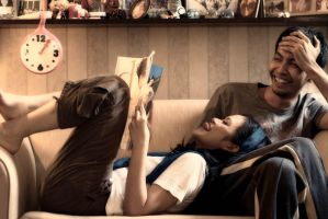 sofa moment 1 by wishnuaditya