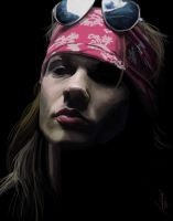 Axl Rose by Meme-candia